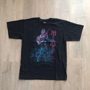 90's Vintage Randy Rhoads Ozzy Rock T-Shirt 1997